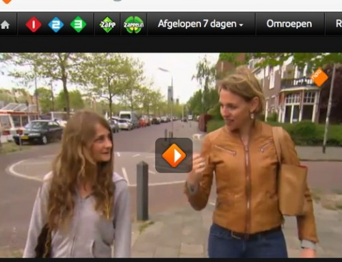 Stephanie over schulden en zwerfjongeren in programma Buitenspel